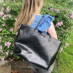 Kate Spade Sawyer Street Oversized Tori Tote Black
